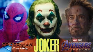 2019's Comicbook Movies Ranked!