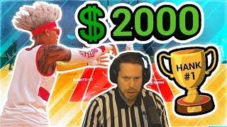 I WON $2,000 IN TROYDAN'S 2v2 WORLD CHAMPIONSHIP FINAL - NBA 2K19