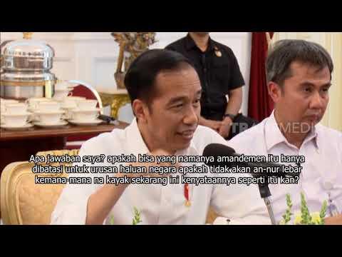 UTAK ATIK MASA JABATAN PRESIDEN | REDAKSI PAGI (03/12/19)
