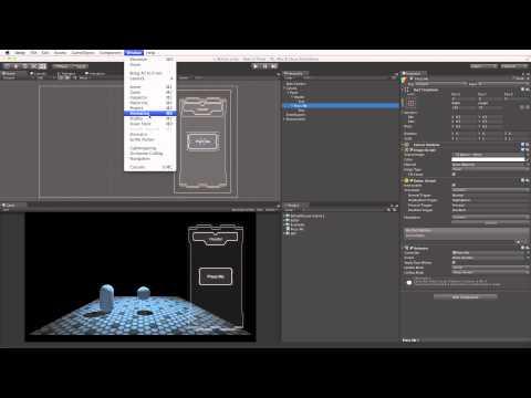 UI Transitions - Unity