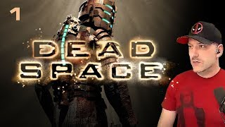 DEADSPACE // EP.1 // Classic Space Horror // TOP 10 GAME // Live Stream Gameplay