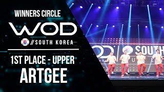 ARTGEE  | 1st Place Upper | Winner