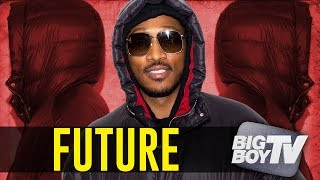 BigBoyTV - Future on Hndrxx Presents: The WIZRD, Finding Love & A Lot More!