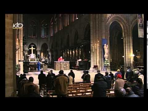 Messe du 6 février 2015