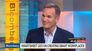 Smartsheet CEO Sees Great Diversity in Workplace Tools