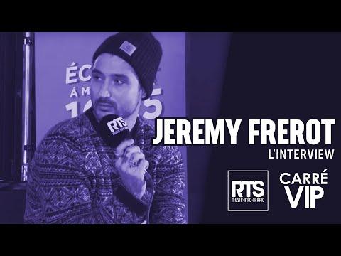 Jérémy Frérot en interview dans Carré VIP