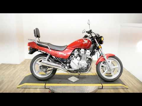 1992 Honda Nighthawk 750 in Wauconda, Illinois - Video 1