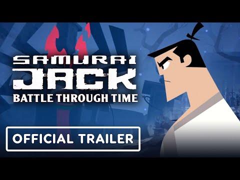 Trailer de Samurai Jack Battle Through Time