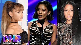 "Ariana Grande ""Traumatized"" After Attack -  Nicki Minaj Disses Vanessa Hudgens"