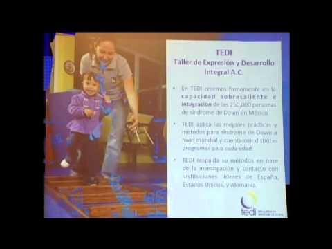 Ver vídeoSíndrome de Down: TEDI - Mensaje sobre Responsabilidad Social en M35