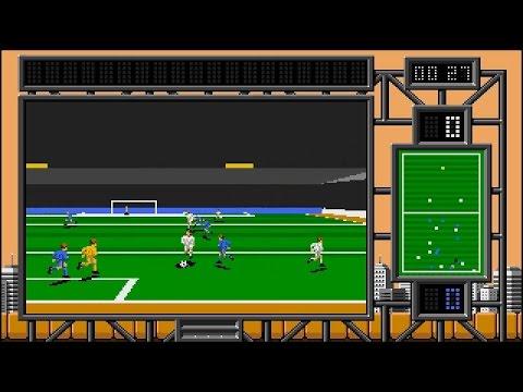 MicroProse Soccer Amiga