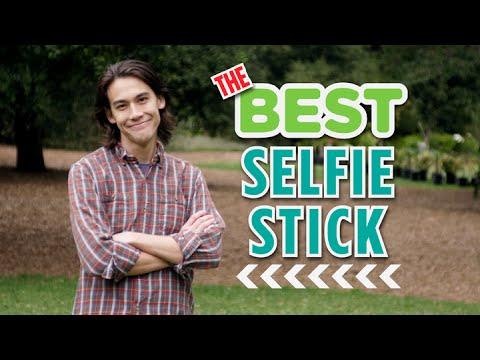Revoluční selfie tyč