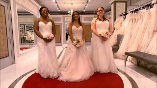 Veterans Pick Out Their Dream Wedding Gowns