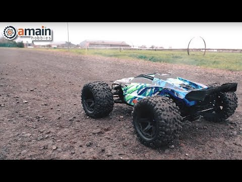What's New: Traxxas E-Revo VXL 2.0 Electric Monster Truck