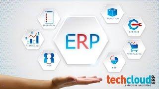 Tech Cloud ERP - Video - 2