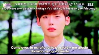 Kim Yeon Ji - In My Eyes [Sub Español + Hangul + Rom] [I Hear Your Voice OST]