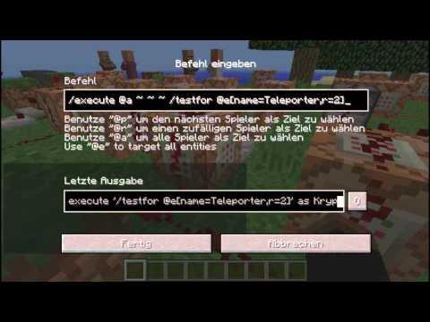 Interaktives DorfInteractive Village Minecraft Project - Minecraft spieler online
