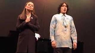 The Prayer: Performed by Jonathan Badon,  Carla Gutierrez