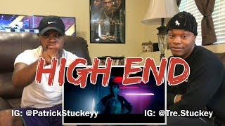 Chris Brown - High End (Official Video) ft. Future, Young Thug - REACTION