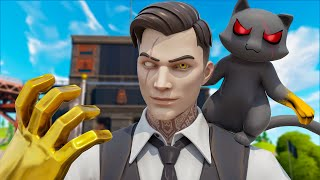MIDAS BLACKMAILS KIT'S BROTHER!!- Fortnite