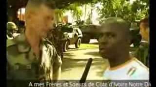 Alpha Blondy - Armée française (clip 2007)  (+18).