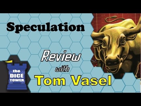 Dice Tower Reviews: Speculation
