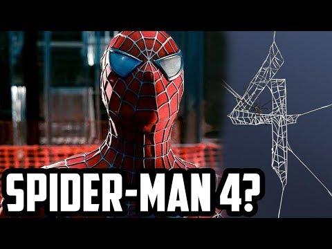 Marvel Teasing Spider-Man 4?!