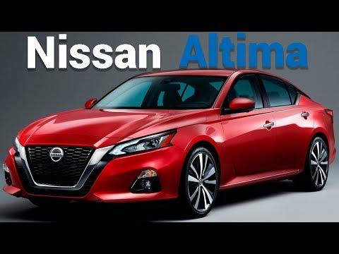Nissan Altima 2019 - 10 cosas que debes saber
