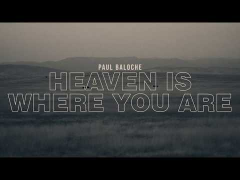 Heaven Is Where You Are - Youtube Lyric Video