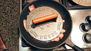 10 Bacon Gadgets Put to the Test - Part 3