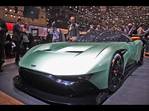 Aston Martin Vulcan - 2015 Geneva Motor Show