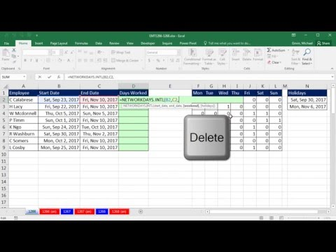 Formula excel vi schedule with download format in revised