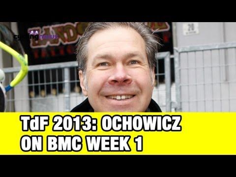 Tour de Franxce 2013: BMC manager Jim Ochowicz on the team's first week