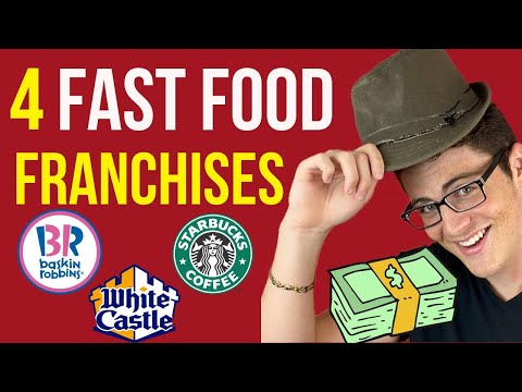 , title : '4 Best Fast Food Franchises to OWN 2020 (CHEAP)