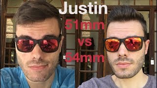 51db1bf9124 ray ban justin sunglasses - Free video search site - Findclip