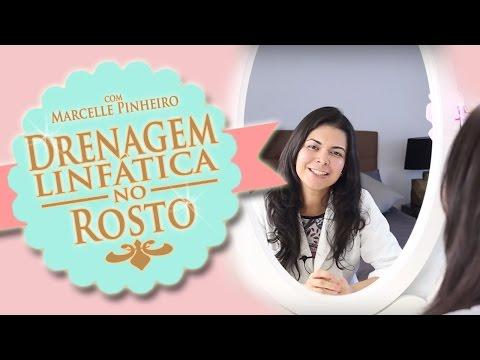 Imagem ilustrativa do vídeo: Como fazer drenagem linfática no rosto