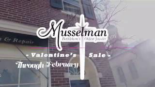 Enjoy Up to 70% Off During Musselman Jeweler's Valentine's Sale