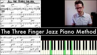 Easiest Way to Learn Jazz Piano