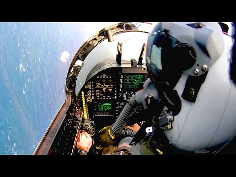 Cockpit View: F/A-18 Super Hornet - Catapult Launch, Arrested Landing Mp3
