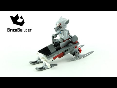 Vidéo LEGO Chima 30251 : Winzar's Pack Patrol (Polybag)