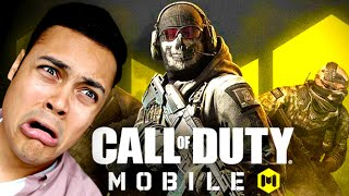 Call Of Duty Has A MOBILE GAME (COD Mobile)