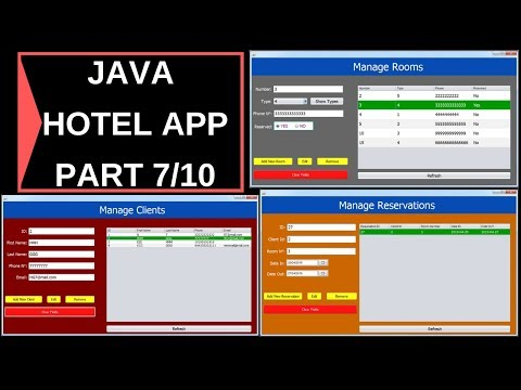 Download Java Project Tutorial With Source Code Part 1 2 Video 3GP