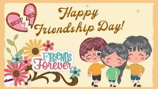 International Friendship Day 2020 | Happy Friendship Day Whatsapp Status | Friendship Quotes