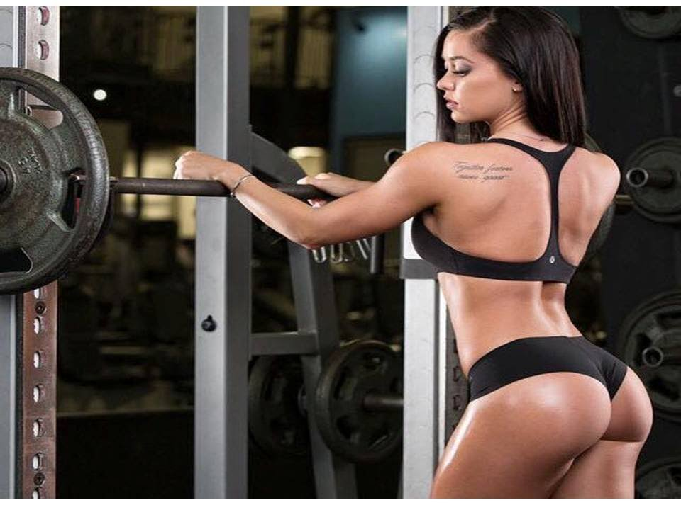 Sexy Naked Women In The Gym Pictures 32