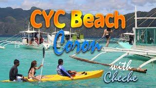 Explore CYC Beach Coron Palawan Now