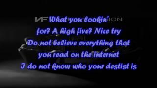 NF - Real (Lyrics)