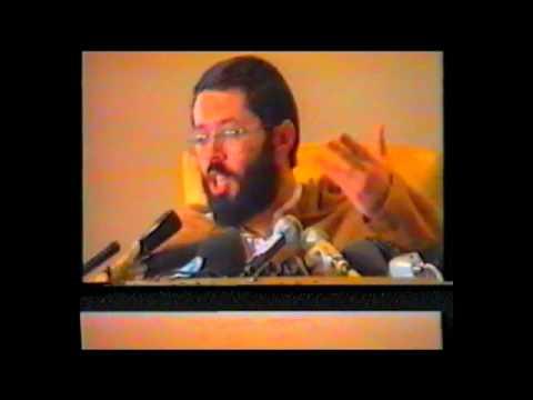 بمناسبة الذكرى 12 لاغتيال الشيخ عبد القادر حشاني نقدم اخر ندوة صحفية له في 92