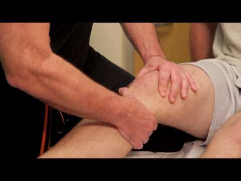 Physical Exam for ACL Tear