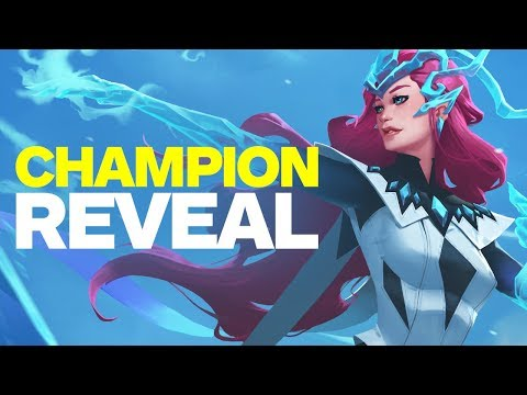 Battlerite: Alysia Champion Reveal