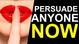 3 Secret Ways to Persuade and Influence Anyone